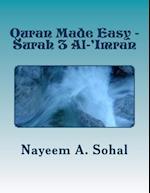 Quran Made Easy - Surah 3 Al-'Imran