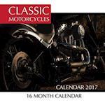 Classic Motorcycles Calendar 2017