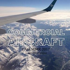 Bog, paperback Commercial Aircraft Calendar 2017 af David Mann