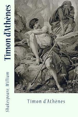Bog, paperback Timon D'Athenes af Shakespeare William