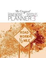 The Original Doodle Homework Planner
