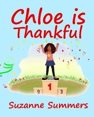 Bog, paperback Chloe Is Thankful af Suzanne Summers