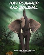 Day Planner and Journal