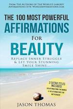 Affirmation the 100 Most Powerful Affirmations for Beauty 2 Amazing Affirmative Bonus Books Included for Women & Motherhood