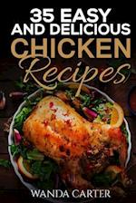 35 Easy and Delicious Chicken Recipes af Wanda Carter