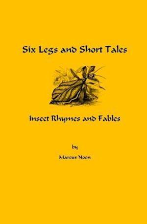 Bog, paperback Six Legs and Short Tales af Marcus Noon