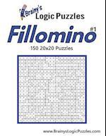 Brainy's Logic Puzzles 20x20 Fillomino #1 150 Puzzles