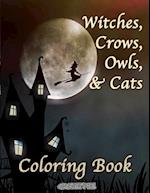 Witches, Crows, Owls, & Cats