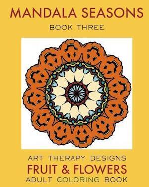 Mandala Seasons 3 af Maya Necalli, Art Therapy Designs