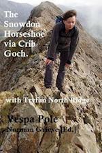 The Snowdon Horseshoe Via Crib Goch. af Vespa Pole
