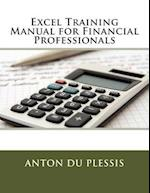 Excel Training Manual for Financial Professionals