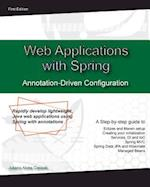 Web Application with Spring Annotation-Driven Configuration
