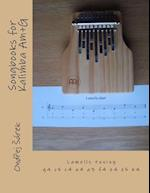 Songbooks for Kalimba Am+g