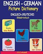 English-German Picture Dictionary (Englisch-Deutsches Bildworterbuch)