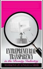 Entrepreneurial Transparency