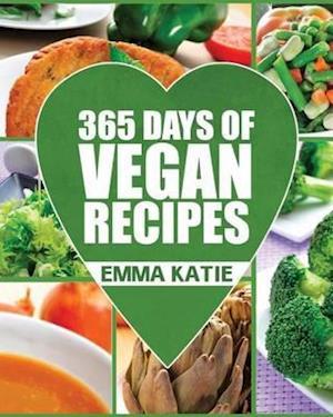 Bog, paperback Vegan af Emma Katie