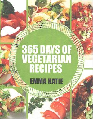 Bog, paperback Vegetarian af Emma Katie