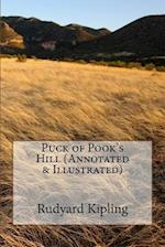 Puck of Pook's Hill (Annotated & Illustrated)