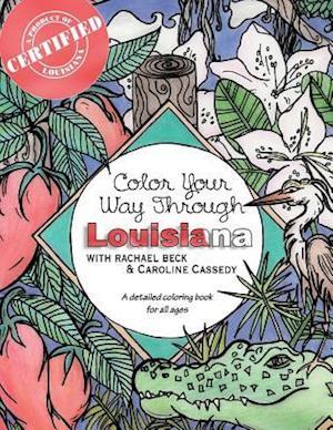 Bog, paperback Adult Color Books af Adult Coloring Book Artist Rachael Beck