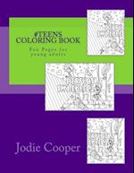 #Teens Coloring Book