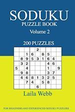 Soduku Puzzle Book af Laila Webb