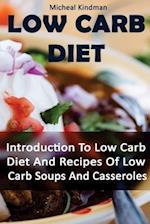 Low Carb Diet af Micheal Kindman