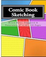 Comic Book Sketching