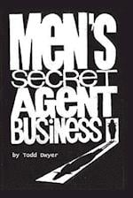 Men's Secret Agent Business