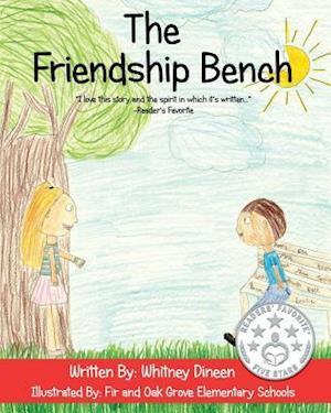 Bog, paperback The Friendship Bench af Whitney Dineen