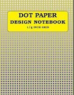 Dot Paper Design Notebook