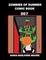 Zombies of Summer - Comic Book 007