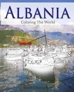 Albania Coloring the World