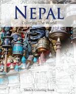 Nepal Coloring the World