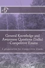 General Knowledge and Awareness Questions (India) - Competitive Exams