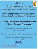 Storage Networking Management and Administration