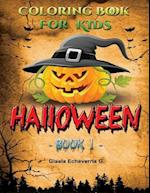 Halloween for Kids Book 1