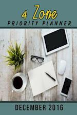 The '4 Zone Priority Plan' Daily to Do List