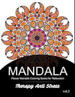 Mandala Therapy Anti Stress Vol.3