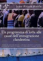 Un Programma Di Lotta Alle Cause Dell'immigrazione Clandestina