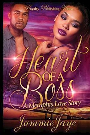 Bog, paperback The Heart of a Boss af Jammie Jaye