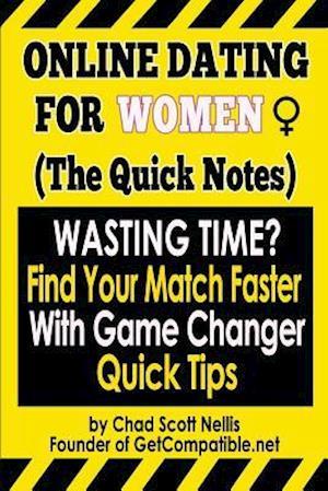 Bog, paperback Online Dating for Women af Chad Scott Nellis