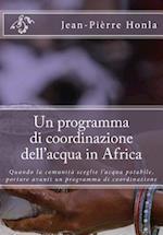 Un Programma Di Coordinazione Dell'acqua in Africa