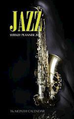 Jazz Weekly Planner 2017