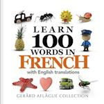 Learn 100 Words in French with English Translations