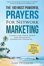 Prayer the 100 Most Powerful Prayers for Network Marketing 2 Amazing Bonus Books to Pray for Home Based Business & Passive Income