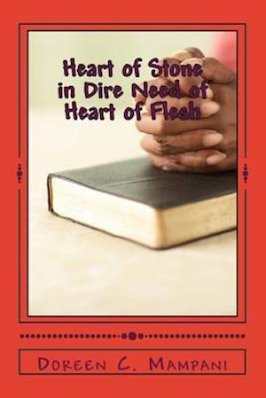 Bog, paperback Heart of Stone in Dire Need of Heart of Flesh af Doreen C. Mampani