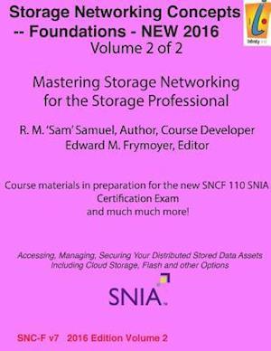 Bog, paperback Storage Networking Concepts - Fundamentals Volume 2 of 2 af R. M. Samuel