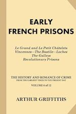 Early French Prisons