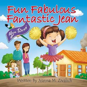Bog, paperback Fun Fabulous Fantastic Jean Creative Collection af Jeanna Maria Zivalich