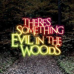 Bog, paperback There's Something Evil in the Woods af Dean B. Hall
